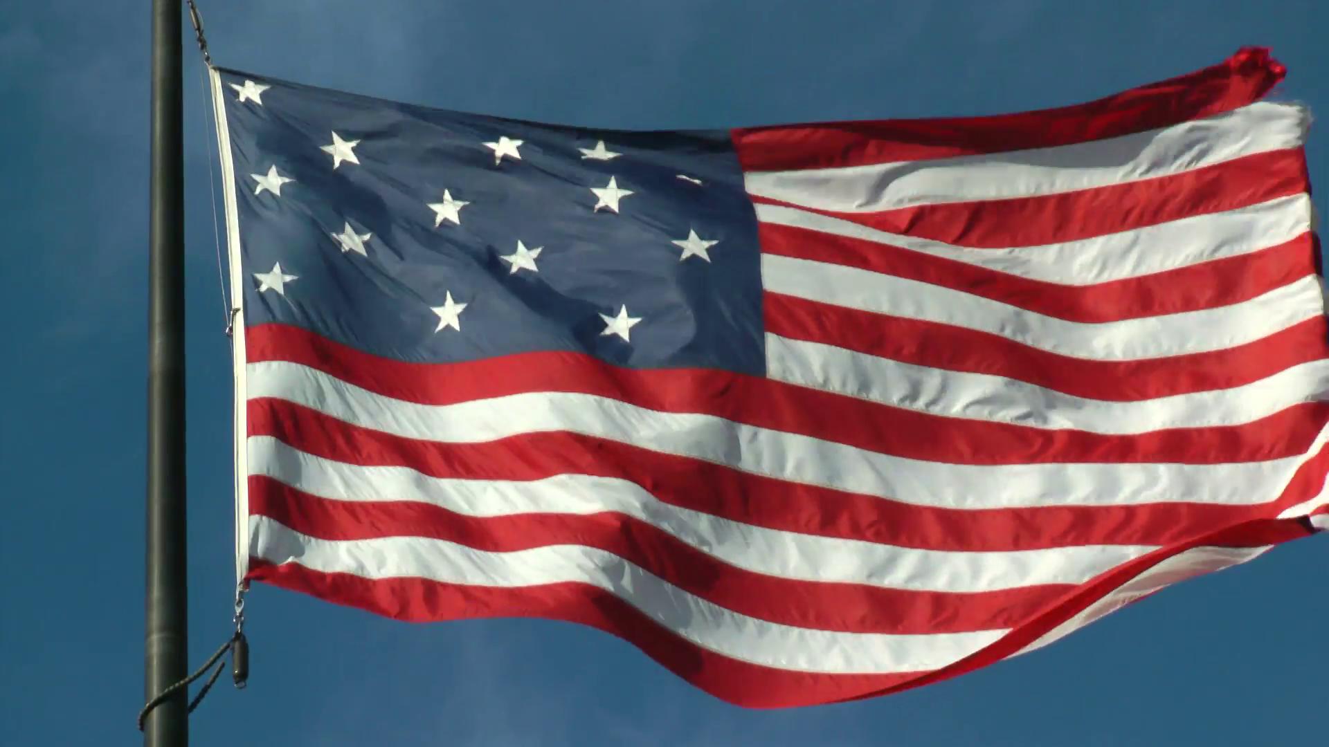The Flag Act - 15 Star Flag