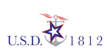 National Society United States Daughters of 1812 Logo
